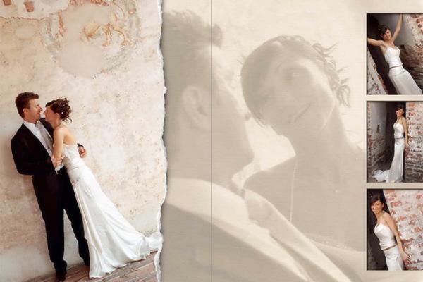 Matrimonio In Fotografia : Album libro matrimonio